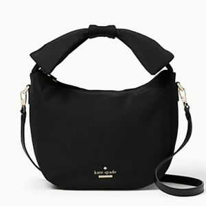 SOLD Kate Spade haring lane jeny Bow Sholder bag